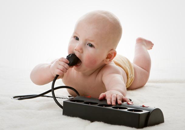 securite electrique bebe